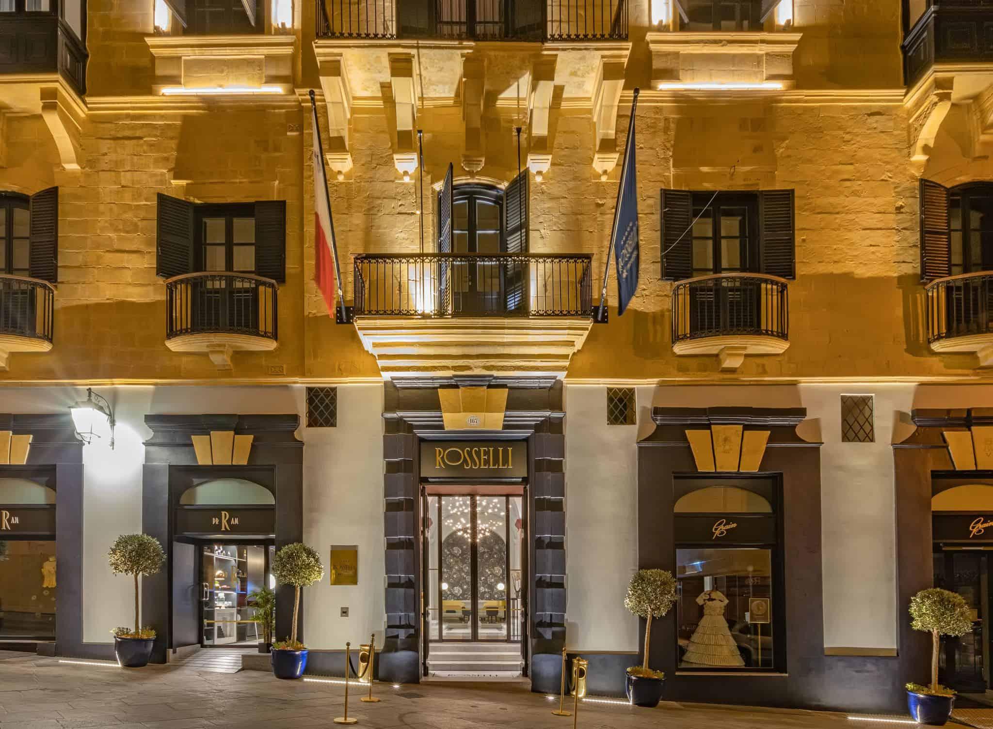AX Rosselli Hotel